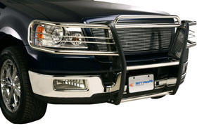Fortis Semi-Modular Front Grille Guard